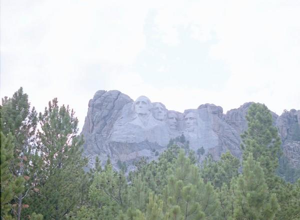 Four Presidents, Black Hills, South Dakota