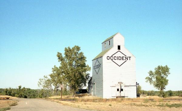 Grain Elevator, Hazen, North Dakota