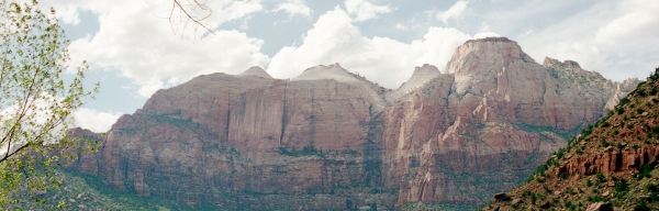 Panoramic View, Zion National Park