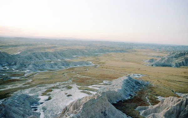 Remote Badlands