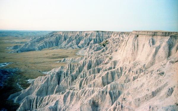 Some More Remote Badlands