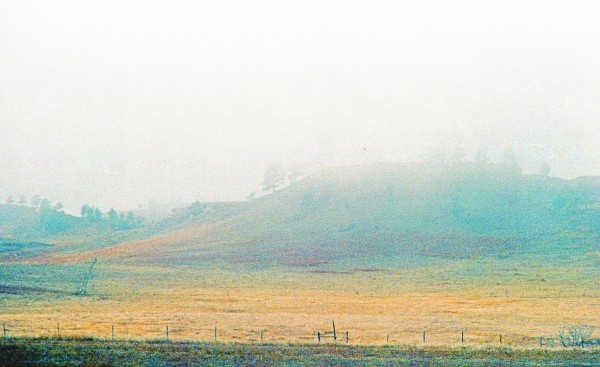 Fog in the Hills Two